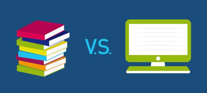 Telephone books versus online business directories