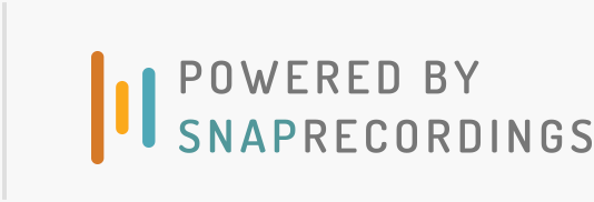 powered by Snap Recordings