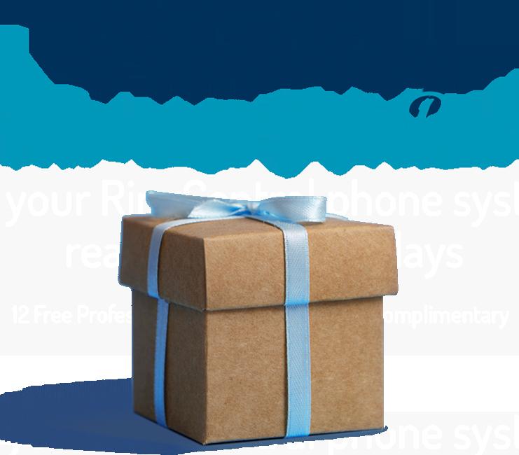 Holiday Message Gift Box | Snap Recordings & Ringcentral